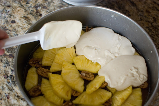 24 - Fresh Pineapple Upside-Down Cake