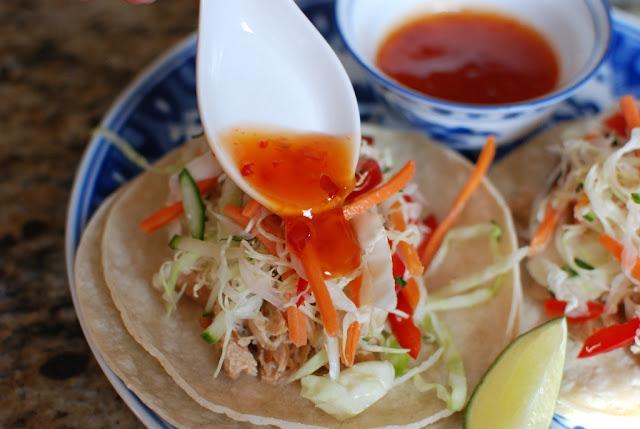 50 - Coconut Ginger Tacos