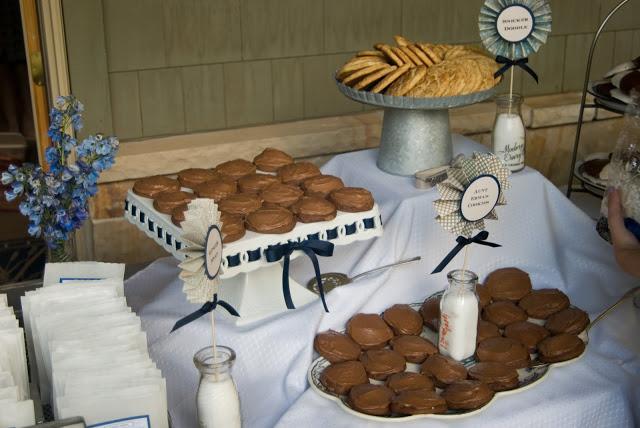 8 - Cookies & Milk