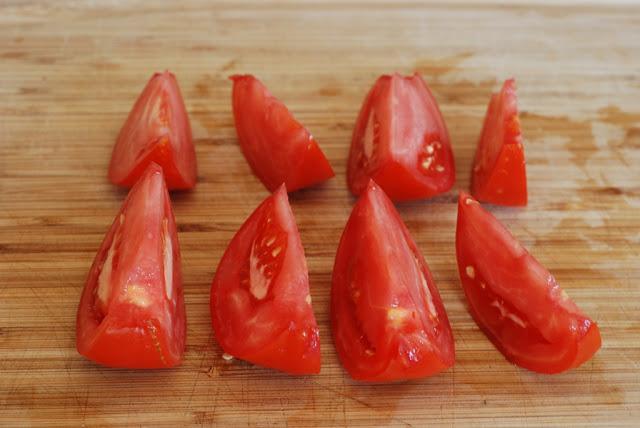 10 1 - Rosemary Polenta with Sauteed Tomatoes