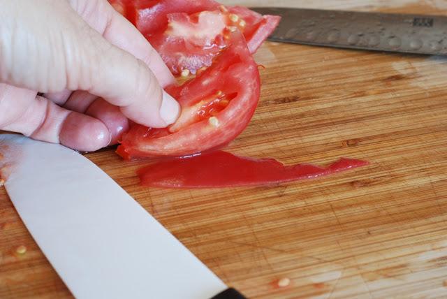 12 1 - Rosemary Polenta with Sauteed Tomatoes