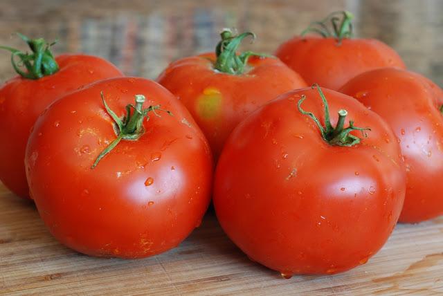3 1 - Rosemary Polenta with Sauteed Tomatoes