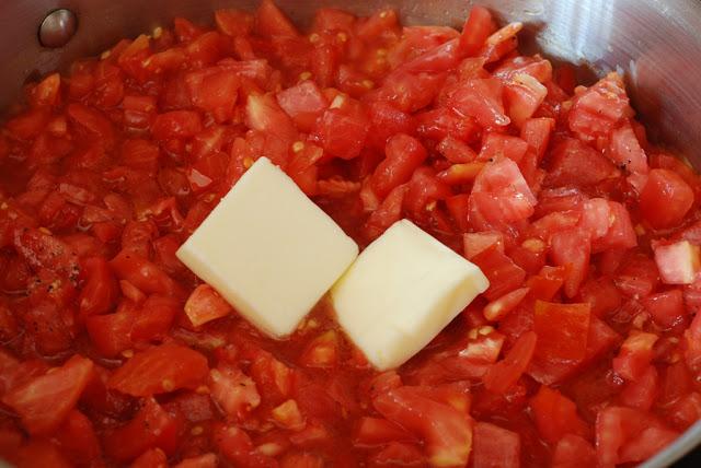 31 - Rosemary Polenta with Sauteed Tomatoes
