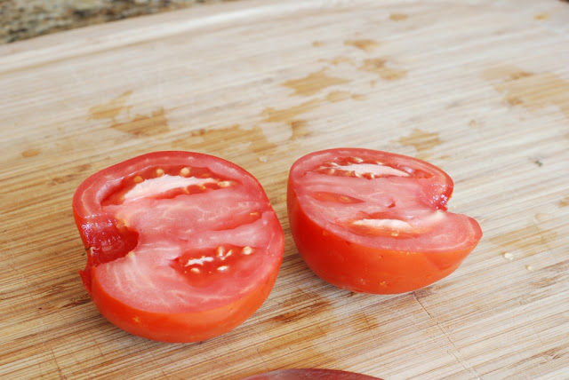 8 1 - Rosemary Polenta with Sauteed Tomatoes