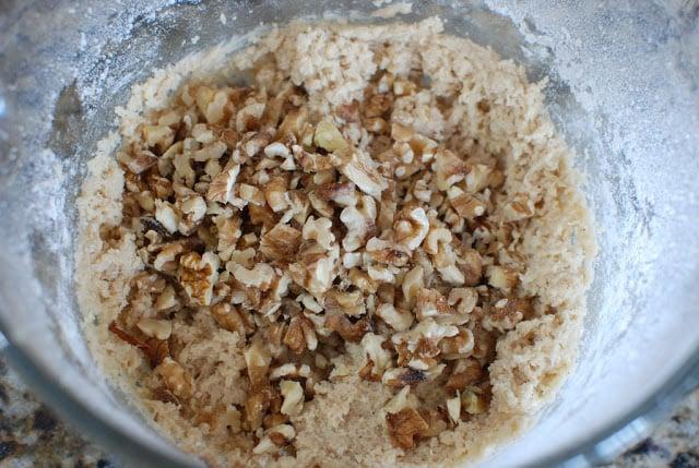 21 - Fresh Apple Nut Cake