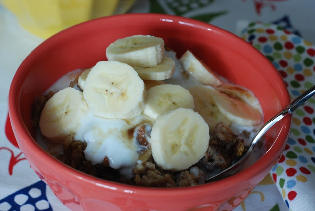 Baked Oatmeal Compressed27 - Christmas Morning Breakfast Ideas