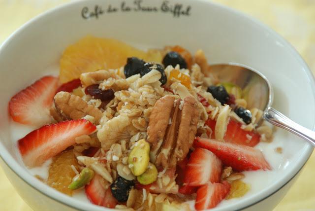 granola 006 - Christmas Morning Breakfast Ideas