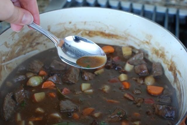 40 1 - Beef Short Rib Potpie