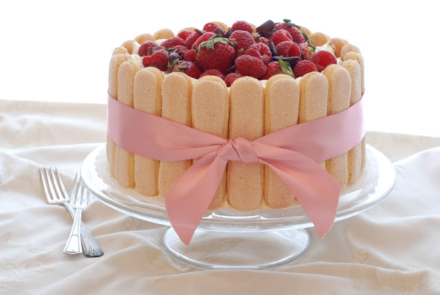 1 - Tiramisu Cake