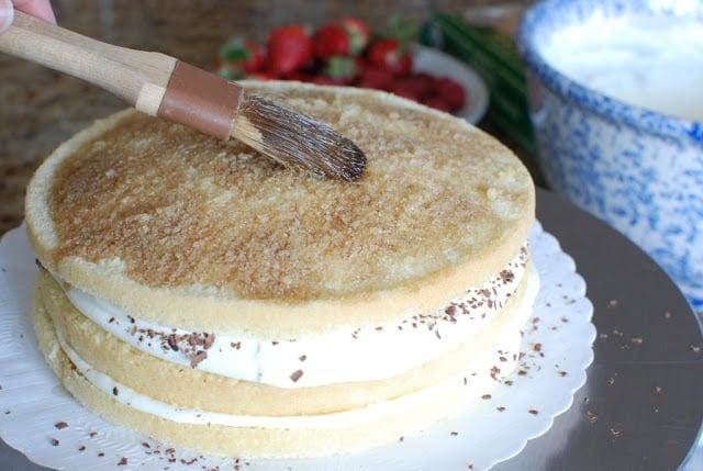 28 3 - Tiramisu Cake