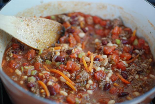 28 4 - Pasta e Fagioli Soup