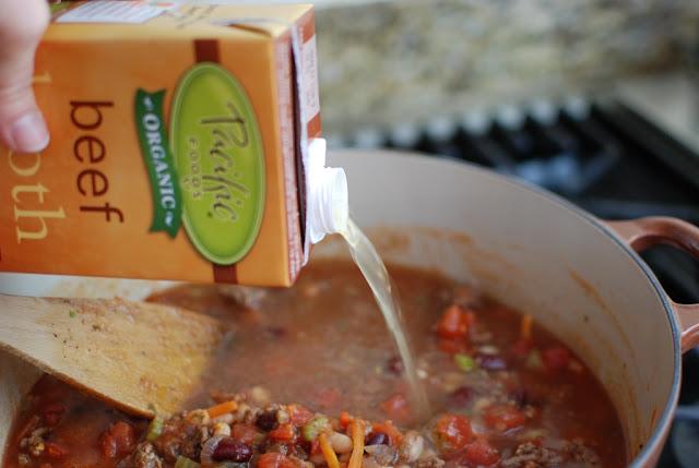 29 4 - Pasta e Fagioli Soup