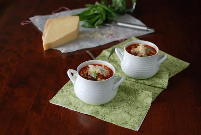 39 3 - Pasta e Fagioli Soup