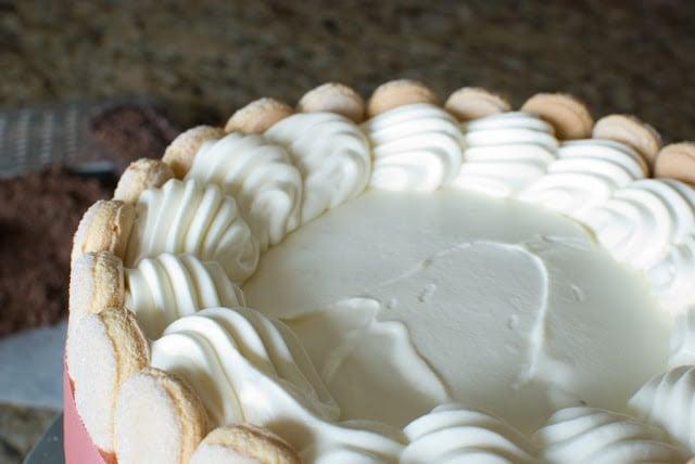 45 2 - Tiramisu Cake