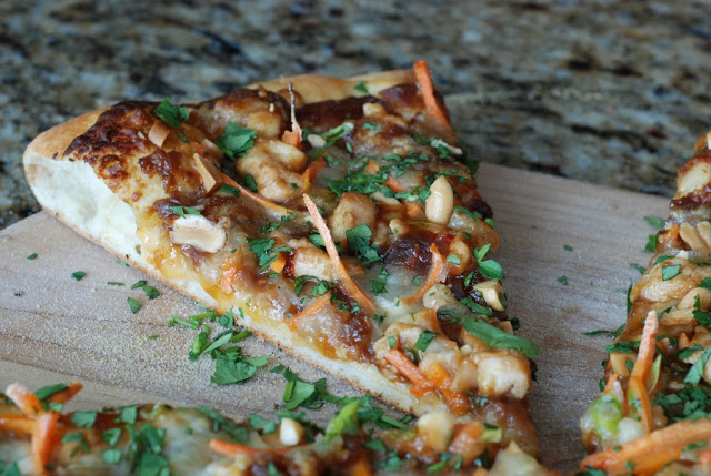 70 - Thai Chicken Pizza