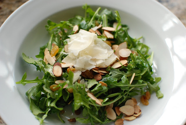 1 2 - Lemon Arugula Salad