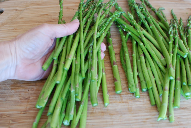13 1 - Roasted Asparagus with Balsamic Browned Butter