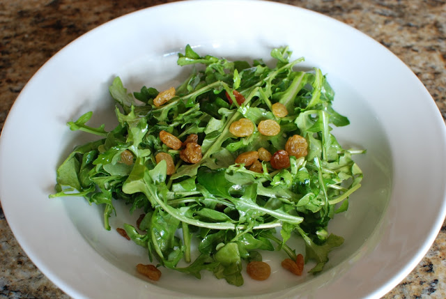 14 2 - Lemon Arugula Salad