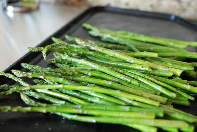 18 1 - Roasted Asparagus with Balsamic Browned Butter