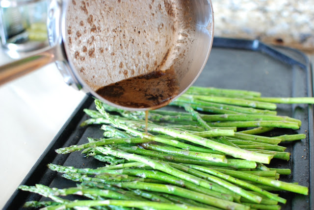 19 1 - Roasted Asparagus with Balsamic Browned Butter