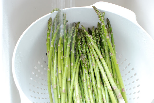 3 1 - Roasted Asparagus with Balsamic Browned Butter