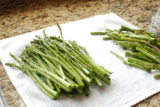 4 1 - Roasted Asparagus with Balsamic Browned Butter