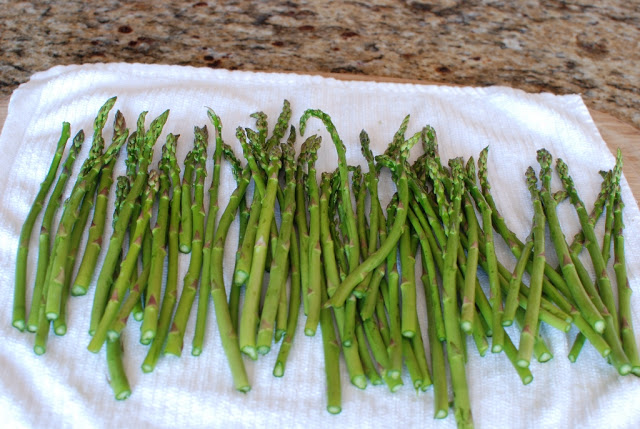 5 1 - Roasted Asparagus with Balsamic Browned Butter