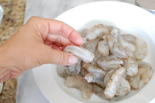 5 - Grilled Shrimp With Lemon-Garlic Butter