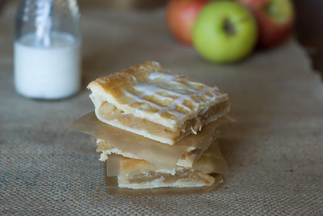 Slab Apple Pie or Apple Pie Squares