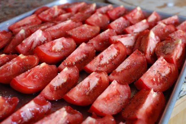 11 1 - Slow Roasted Tomatoes