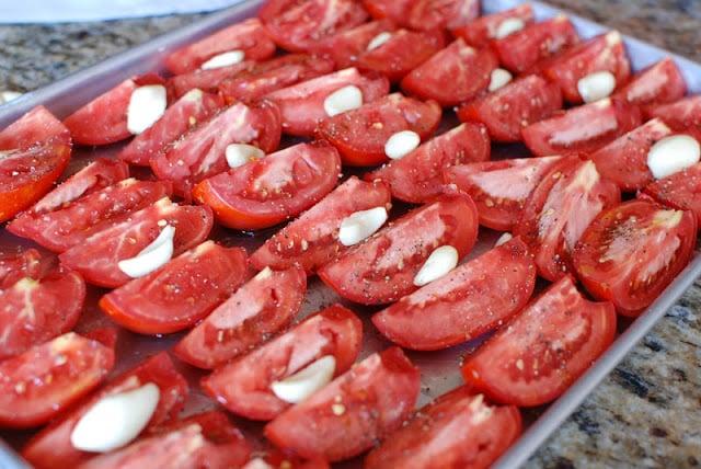 13 1 - Slow Roasted Tomatoes