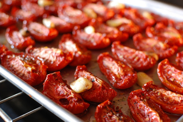 15 1 - Slow Roasted Tomatoes