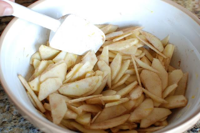 16 - Slab Apple Pie or Apple Pie Squares