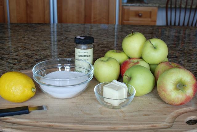 2 - Slab Apple Pie or Apple Pie Squares