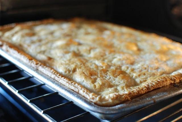 40 - Slab Apple Pie or Apple Pie Squares