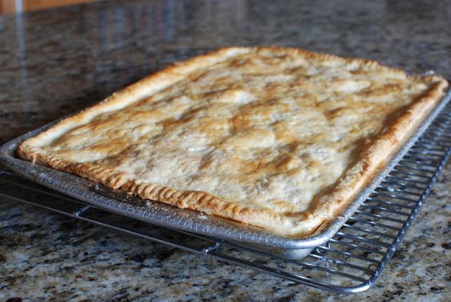 41 - Slab Apple Pie or Apple Pie Squares