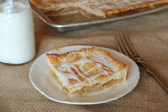 48 - Slab Apple Pie or Apple Pie Squares