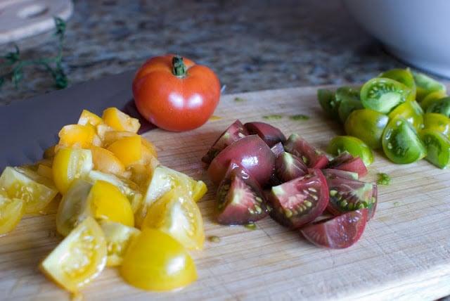 5 3 - Summer Garden Pasta