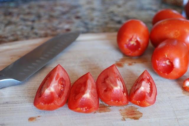 7 1 - Slow Roasted Tomatoes