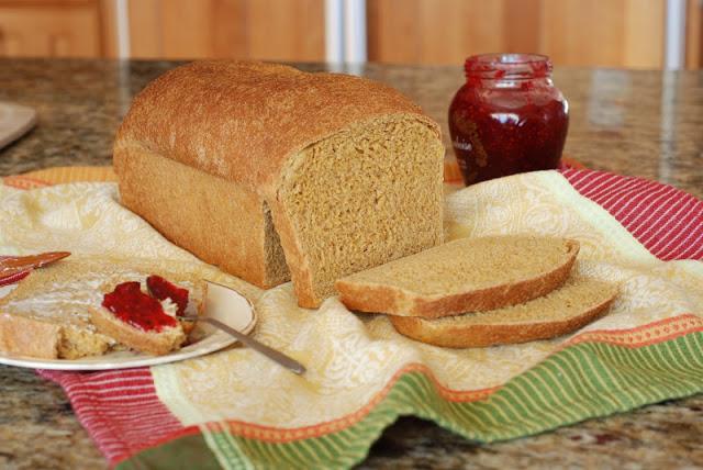 1 1 - Anadama Bread