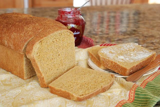 33 1 - Anadama Bread