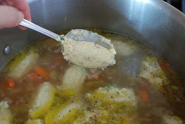 39 1 - Chicken and Dumpling Soup