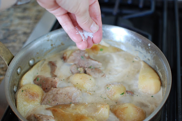 44 1 - Vanilla Cider Pork with Pears