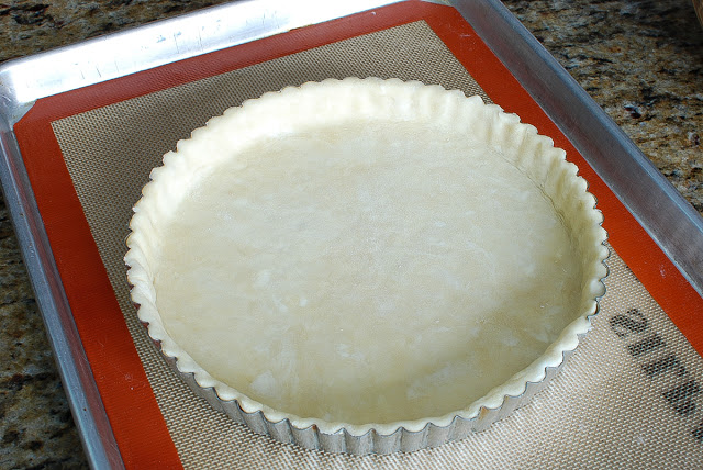 24 - Pecan Chocolate Tart