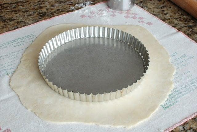 4 1 - Pecan Chocolate Tart
