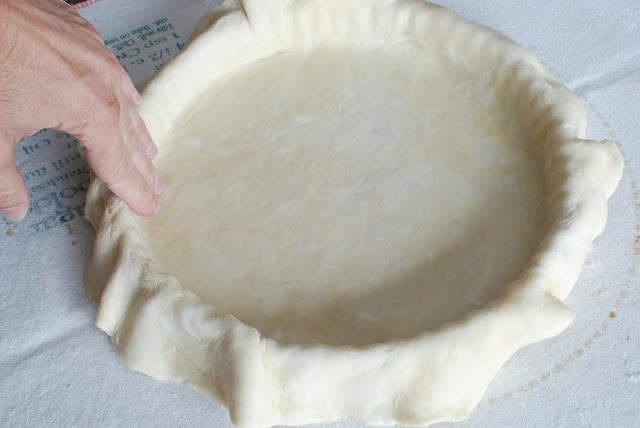 7 1 - Pecan Chocolate Tart