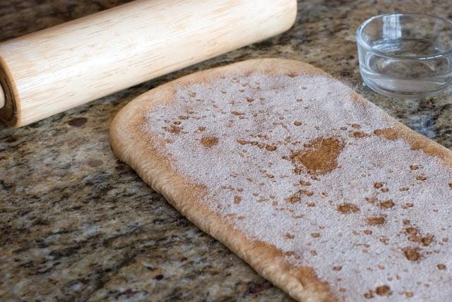 24 1 - Whole Wheat Cinnamon Swirl Bread