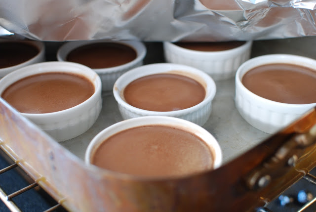 25 - CHOCOLATE POT DE CREME