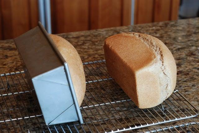 32 - Whole Wheat Cinnamon Swirl Bread