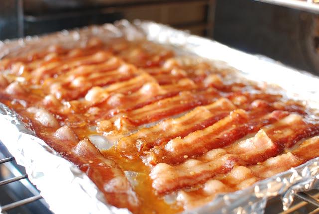 18 - Five-Spice Glazed Bacon